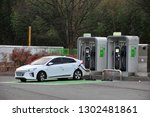 It Is Charging Electric Cars At ...