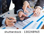 accounting. | Shutterstock . vector #130248965