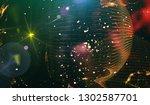 background design abstract... | Shutterstock . vector #1302587701