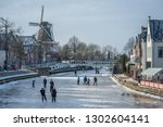 Dokkum  Netherlands. February...