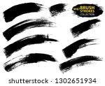 vector large set different... | Shutterstock .eps vector #1302651934