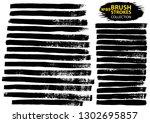 vector large set different... | Shutterstock .eps vector #1302695857