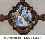 paris  france   january 05  3rd ...   Shutterstock . vector #1302751594