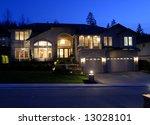 residential street   Shutterstock . vector #13028101