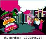 Illustration Of Colorful Desi...