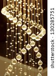 Crystal Modern Chandelier
