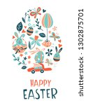 Funny Happy Easter Greeting...
