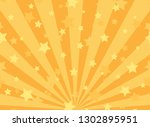 sunlight horizontal background. ... | Shutterstock .eps vector #1302895951