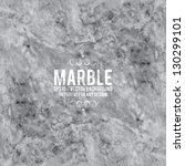 marble vector background.... | Shutterstock .eps vector #130299101