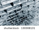 3d rendering of platinum... | Shutterstock . vector #130308131