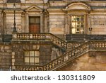 Berliner Dom - detail - stock photo