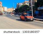 hurghada  egypt   december 9 ...   Shutterstock . vector #1303180357