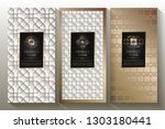 a collection of design elements ... | Shutterstock .eps vector #1303180441