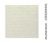 square background wall mosaic...   Shutterstock . vector #1303204441