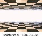 Checkered Infinite Room...