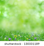 Stock photo summer background 130331189