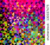 Abstract Vector Geometric Colo...