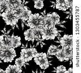 abstract elegance seamless... | Shutterstock .eps vector #1303455787