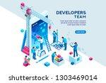 ui design concept with...