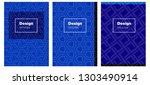 light blue vector template for...