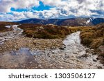 cairngorms national park. route ... | Shutterstock . vector #1303506127