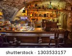 latvia  riga 02 01 2016 cafe in ... | Shutterstock . vector #1303533157