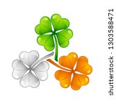 saint patricks day illustration.... | Shutterstock .eps vector #1303588471