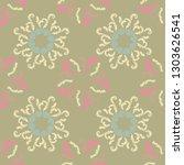 minimalist branches elegant... | Shutterstock .eps vector #1303626541