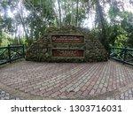 ranau  sabah. malaysia. feb 2 ... | Shutterstock . vector #1303716031