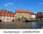 bamberg  bavaria  germany  ...   Shutterstock . vector #1303819534