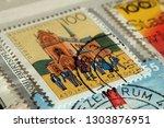 Germany   Circa 1993  Stamp...