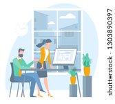 vector illustration of...   Shutterstock .eps vector #1303890397