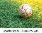 children's football training...   Shutterstock . vector #1303897981