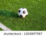 children's football training...   Shutterstock . vector #1303897987