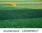 children's football training...   Shutterstock . vector #1303898017