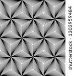 vector seamless texture. modern ... | Shutterstock .eps vector #1303959484