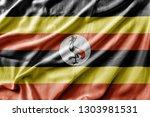 waving detailed national...   Shutterstock . vector #1303981531
