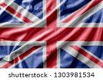 waving detailed national...   Shutterstock . vector #1303981534