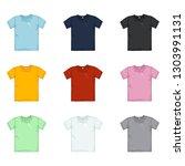 Vector Set Of Cartoon Color T...