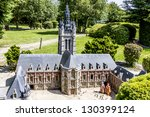 elancourt   july 22   france... | Shutterstock . vector #130399124