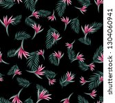a seamless colorful pattern... | Shutterstock .eps vector #1304060941