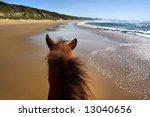 Horseriding On Beach  ...