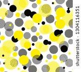 vector geometric seamless... | Shutterstock .eps vector #1304116351