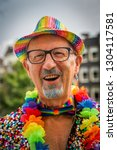 amsterdam  holland   august 4... | Shutterstock . vector #1304117581