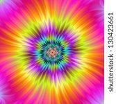 Sun Flower   Digital Fractal...