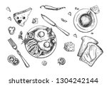 vector illustration of a... | Shutterstock .eps vector #1304242144