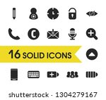 ui icons set with pencil  new...