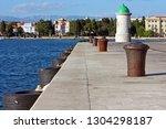 zadar  croatia   june 29  2011  ... | Shutterstock . vector #1304298187