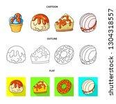 vector illustration of... | Shutterstock .eps vector #1304318557