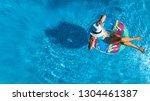 beautiful girl in hat in... | Shutterstock . vector #1304461387